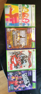 Song and Dance Xbox 360 games