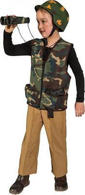 Soldat Weste Ranger Army Rambo Armee Uniform Söldner - Armee Helm Kostüm
