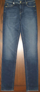 women's designer jeans, sizes 26-28