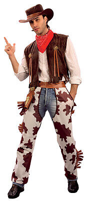Best Dressed Cowboy Male Costume One Size Fits All (Best Cowboy Costume)