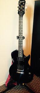Electric Guitar Black Epiphone