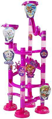 Nickelodeon Paw Patrol Skye Girls Marble Run Activity Game Toy