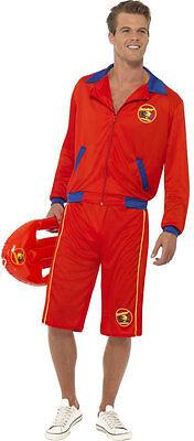 Baywatch Lifeguard Kostüm NEU - Herren Karneval Fasching Verkleidung (Life Guard Kostüm)
