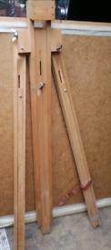 Foldable Easel