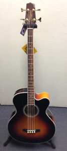 Takamine G Series Acoustic Bass (Sunburst)