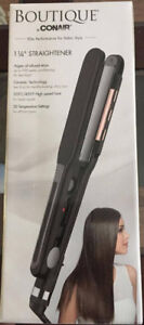 THE   BRAND NEW STRAIGHTENER BY BOUTIQUE CONAIR FOR SALE
