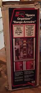Space / Closet Organizer (NEW in Box)