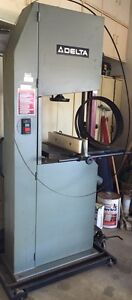 """REDUCED-Band Saw-Delta 20""""-Make an offer"""