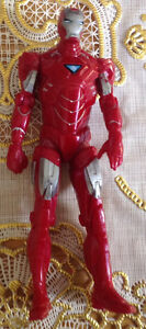 FIGURINE IRAN MAN RED AND SILVER 2010 MARVEL MVLFFLLC Gatineau Ottawa / Gatineau Area image 6