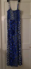 REDUCED - M&S per una long dress