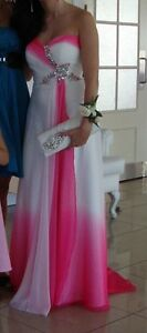 Robe de Bal.  Prom Dress.