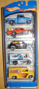 Hot Wheels  Sonic Special - 5 Car Gift Pack * Mattel *