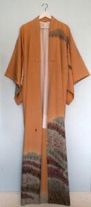 AUTHENTIC Japanese Kimono Silk-Never Worn!--WAS $500!