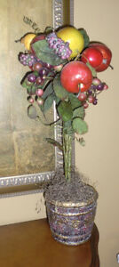 Home decor - Bombay- Artificial Fruit tree/plant (22 inches)