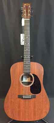 2020 Martin D-X1E Mahogany Dreadnought Acoustic-Electric Guitar w/ Gig Bag