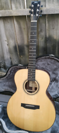 BSG J27 F Rosewood ACOUSTIC GUITAR Solid wood - Hand Made