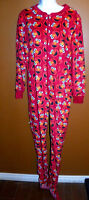 Elmo footed Pajamas (size m) Really soft and cute!