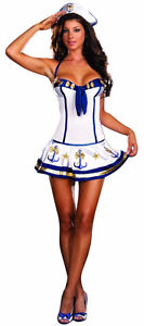 Women's Sailor Costume For Sale