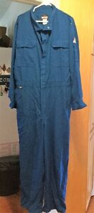 Fire retardant BULWARK  protective work Coveralls - New