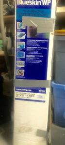 Blueskin construction material 180 sq. ft. $ 25.00