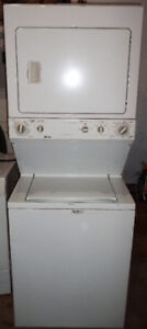 KENMORE STACKABLE WASHER AND DRYER FOR SALE!
