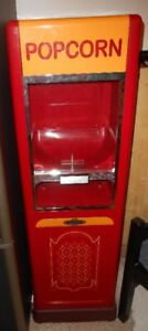 LARGE STAND UP POPCORN POPPER