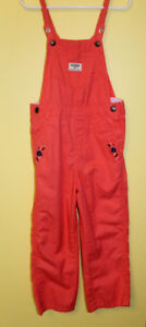 Girl's size 5T overalls