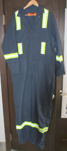 NEW safety coverall, mens XXL