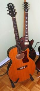 Guild F4CE NT Acoustic Electric Guitar USA Good Condition