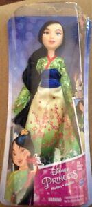 Disney Mulan Doll - NEW!