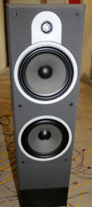 VINTAGE  B&W DM580 Floorstanding speakers