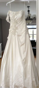 Elegance Bridal Collection  Wedding Gown - Never Worn -Size 10
