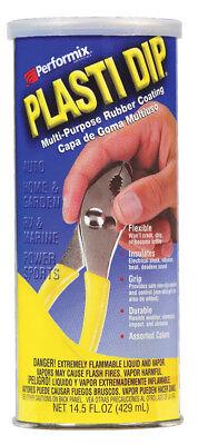Black 14.5oz Performix Plasti Dip Plastic Multi Rubber Grip Coating Handle Tool