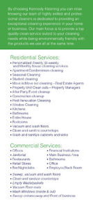 Kennedy Kleaning- Commercial & Residential - Hire Local Kingston Kingston Area image 7