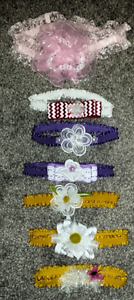 NEW Awesome priced Asst. Hair/Head Bands for Infant girls