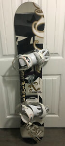 Snowboard Package, Board, Bindings, Boots, Goggles