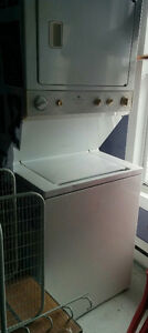 laveuse sécheuse superposée