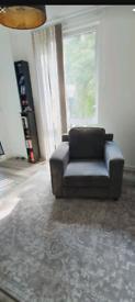 Armchair- Grey