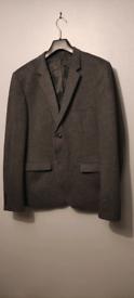 Topman Suit Grey Jacket