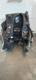 Scubapro T-Force diving BCD mens size large