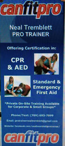 CPR and First Aid Training St. John's Newfoundland image 3