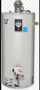 Conventional 50 Gallon Water Heater -- BRAND NEW IN BOX