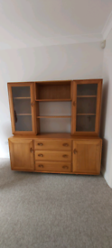 Ercol display cabinet-Free