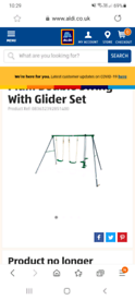Plum double swing and seesaw