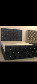 Brand new beds and high quality mattresses are available