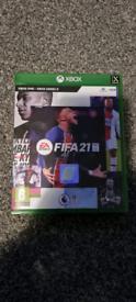 Fifa 21 Xbox One/Series X Game