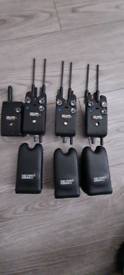 Delkim txi plus receiver and snag ears