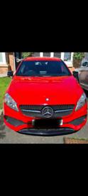 2017 (66) Mercedes A180 D AMG Line