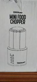 Food chopper mini