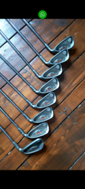 Golf clubs- ping g10 irons